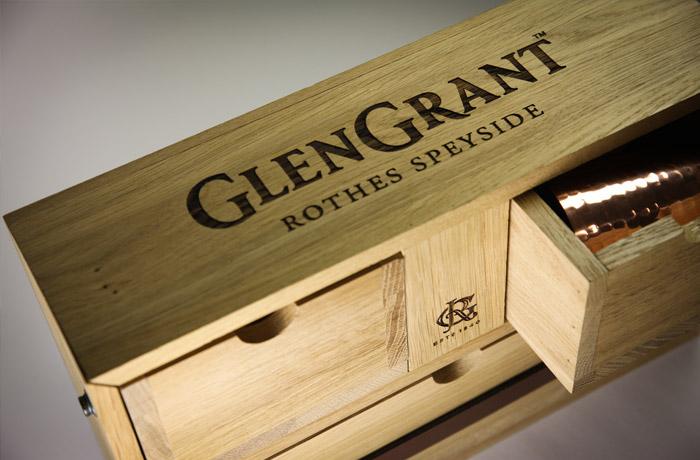 Coffret Glen Grant